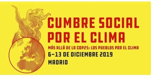 Enough 14Its time to revolt!Call to participate in the Social Summit for Climate in #Madrid.jpg
